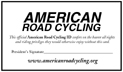 American Road Cycling ID Card